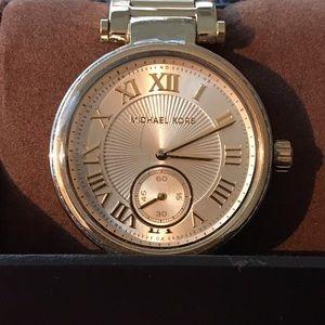 Michael Michael Kors Bradshaw Chronograph MK5867